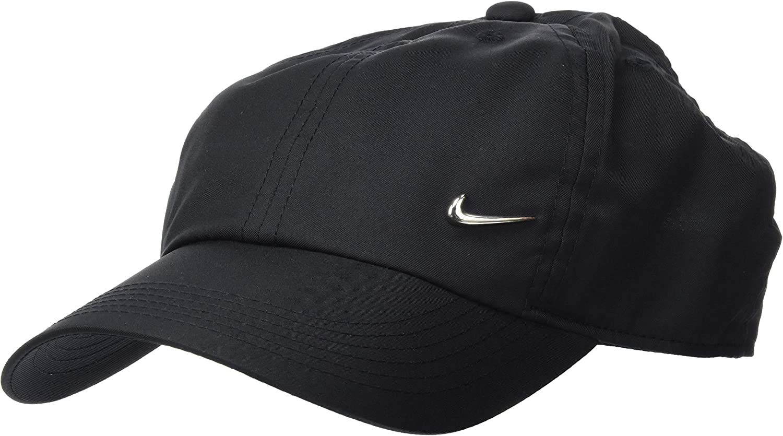 Nike Y Nk H86 Cap Metal Swoosh Hat, Unisex niños