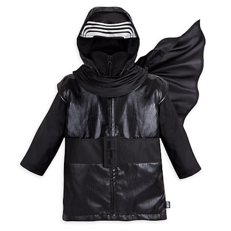57cada7ce1 Amazon.com: Disney Star Wars Stormtrooper Rain Jacket for kids (5-6 ...