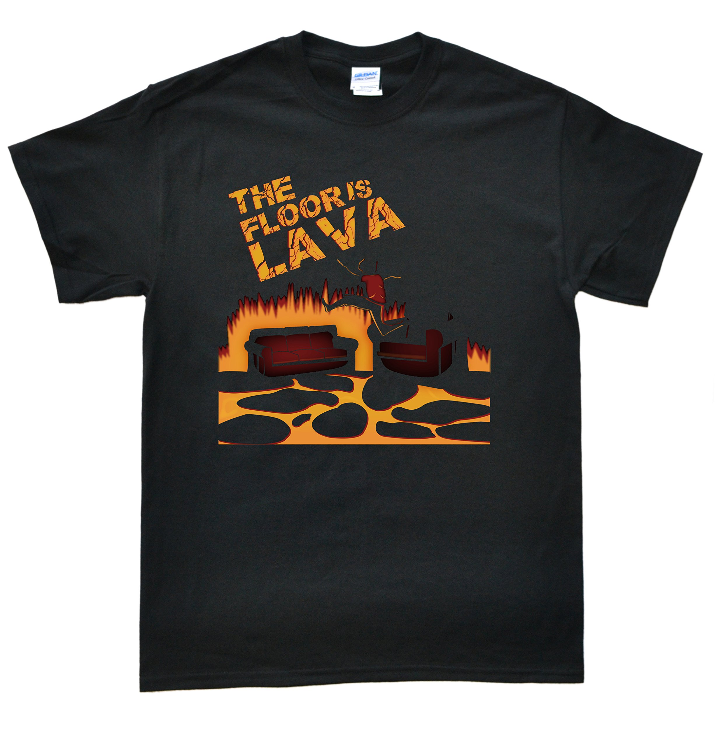 Stooble S The Floor Is Lava Shirts