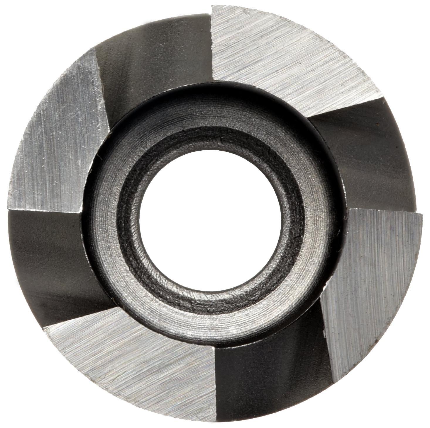 1//4 Depth Jancy Slugger High Speed Steel Sheet Metal Cutter 3//8 Annular Shank Bright Uncoated Finish 23//32 Diameter