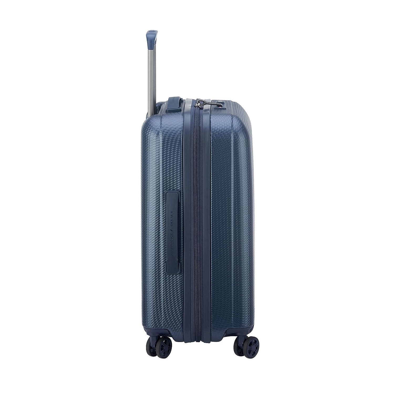 Delsey Paris NEW ENVOL Bagage cabine Blau 55 cm 42.8 liters Bleu