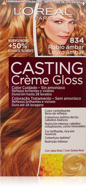 LOreal Paris Casting Crème Gloss Color cuidado. Sin amoníaco ...