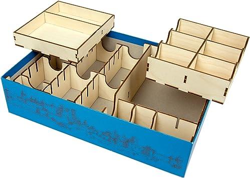 The Broken Token: Carcassonne Organizer: Amazon.es: Juguetes y juegos