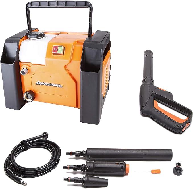 Yard Force 135 Bar 1800W High-Pressure Washer - Best Pressure Washer With Accessories