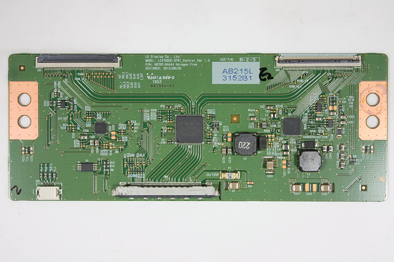 47 47LN5400-UA 47LA6200-UA 47LN5750-UH 6070C-0444A 3152B T-Con Timing Board