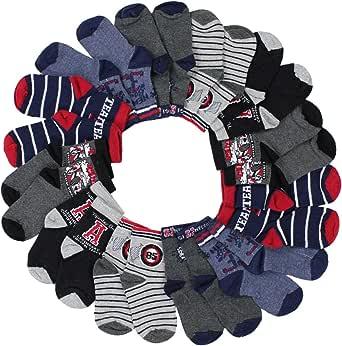 TupTam Calcetines sin Costuras con Estampar Niño Pack de 12