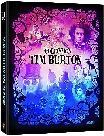Pack Tim Burton 9 Titulos Blu-Ray [Blu-ray]: Amazon.es: Val Kilmer ...