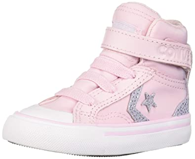 Converse Kids Infants' Pro Blaze Strap Twill High Top Sneaker