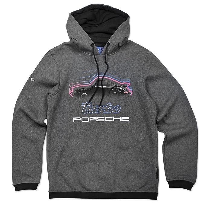 design innovativo 8eec0 e9378 adidas Felpa Shirt Porsche Uomo M: Amazon.it: Abbigliamento