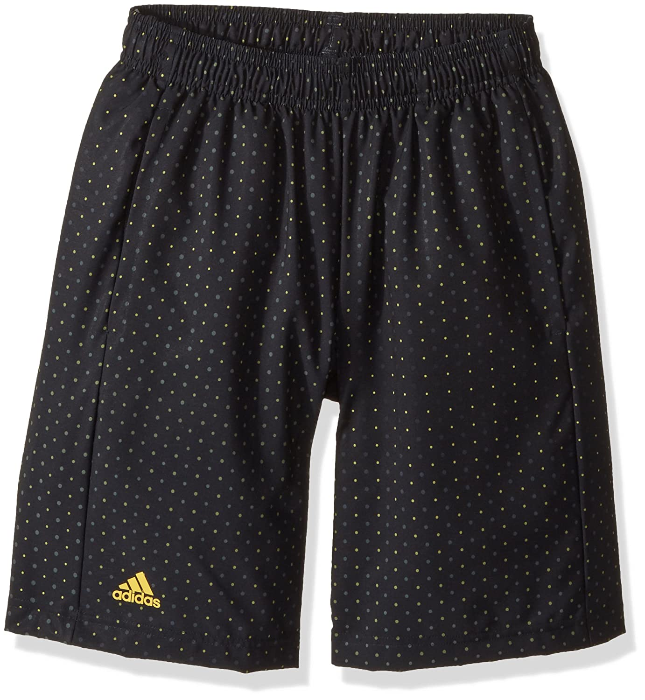 Adidas BoysテニスAdvantageバミューダショーツ Large ブラック B01MQMRXCI, ナルセチョウ 5b22b4bf