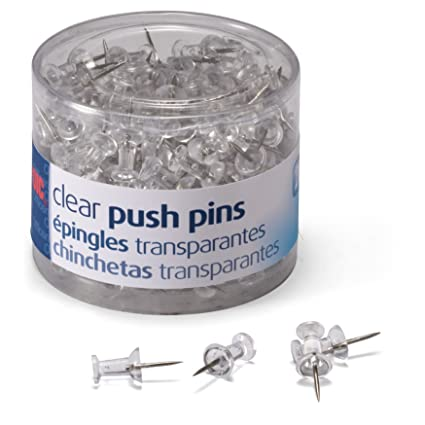 what is a push pin