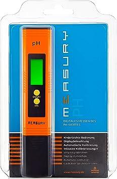 Digital Wert Tester Wasser Messgerät PH-Stift pH-Meter Aquarium Pool