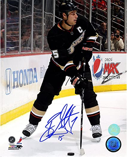 abd3783d70a Image Unavailable. Image not available for. Color  Ryan Getzlaf Anaheim  Ducks Signed Captain ...