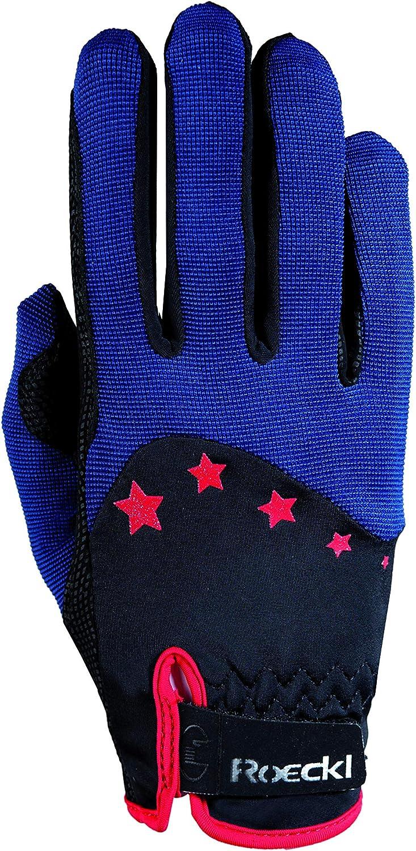 Roeckl Sports Teenies Handschuh Toronto Reithandschuh f/ür Kinder und Jugendliche
