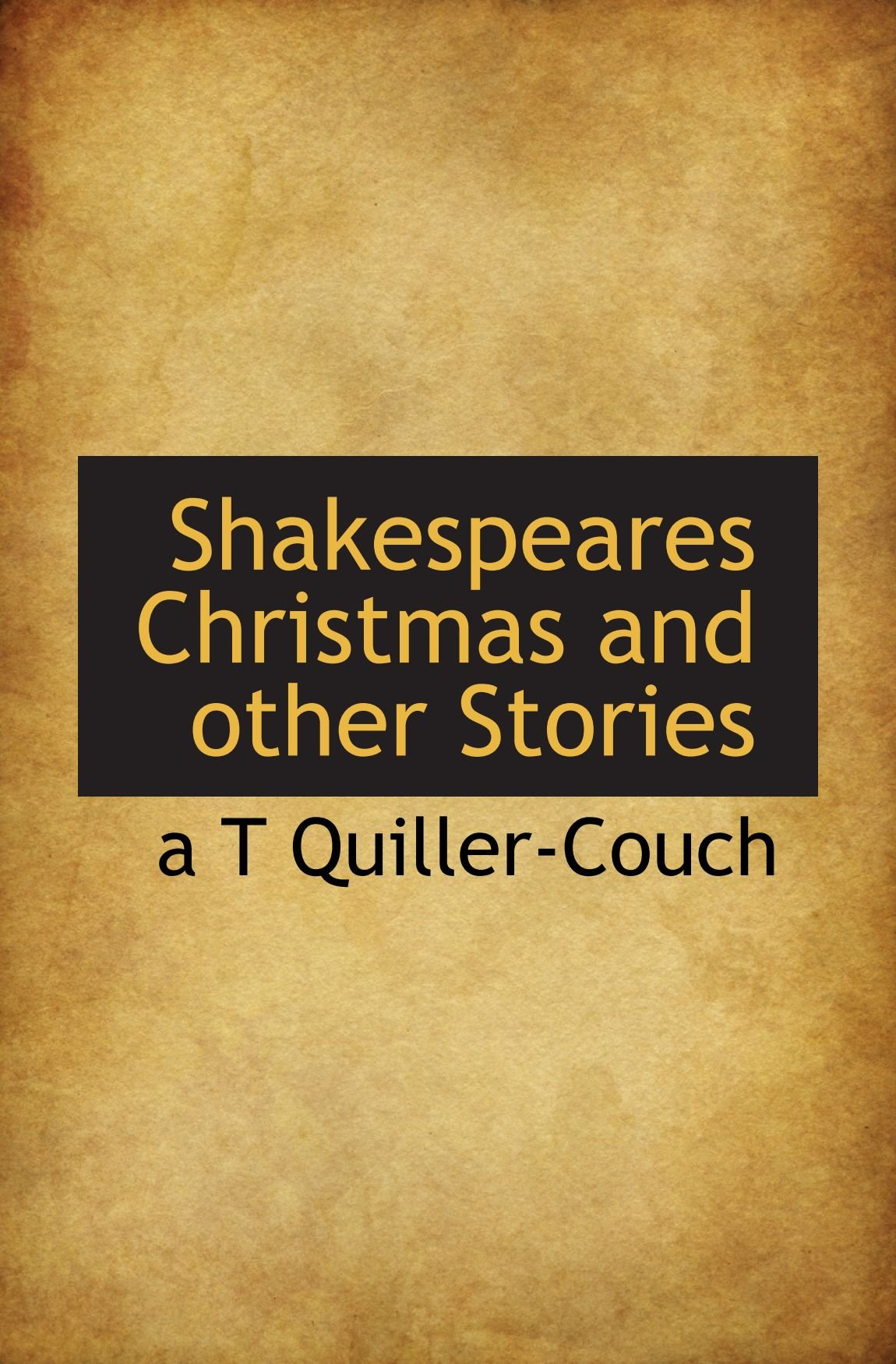 Download Shakespeares Christmas and other Stories PDF