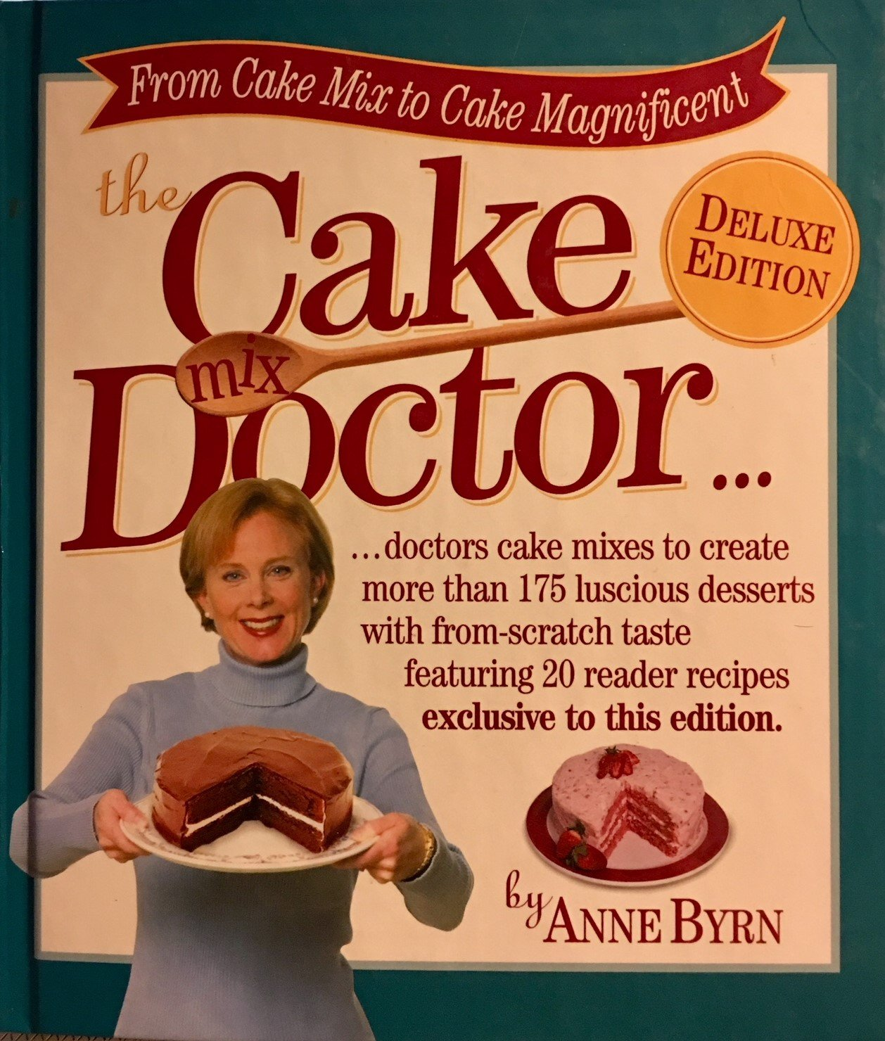 Read Online The Cake Mix Doctor: Deluxe Edition ebook