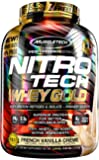 Muscletech Nitrotech Whey Gold Performance Series - 5.53lbs (French Vanilla Crème )