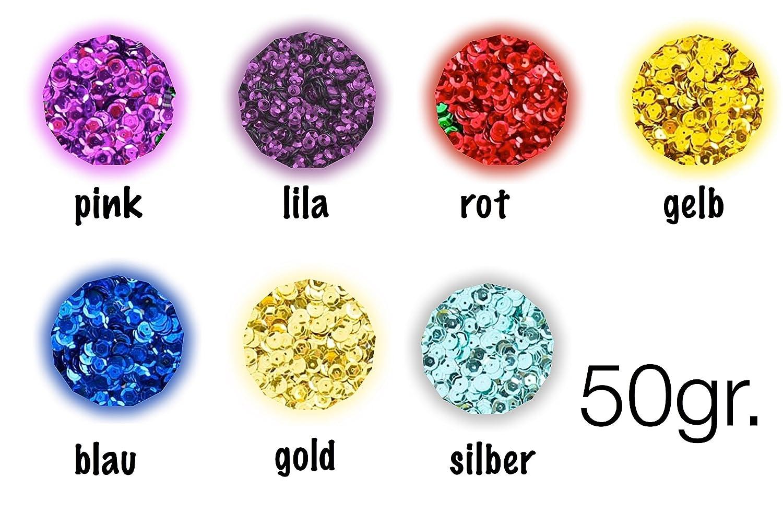 TK Gruppe Timo Klingler Lot de 25 /œufs de P/âques en polystyr/ène 25 x 6 cm 50 g Palettes bomb/ées color/ées 50 g Clou /à /épingles /à /épingles pour d/écoration avec /œufs de P/âques