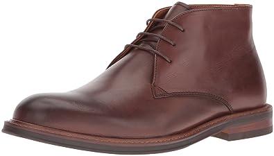 Amazon Com Aldo Men S Granges Chukka Boot Dark Brown 7 D Us Boots