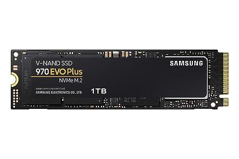Amazon.com: Samsung 970 EVO Plus Series - PCIe NVMe - M.2 ...