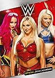 World Wrestling Divas Official 2018 Calendar - A3 Poster For
