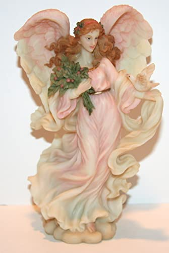 Noelle Giving Spirit Seraphim Classics Angel 78120 exclusively by Roman