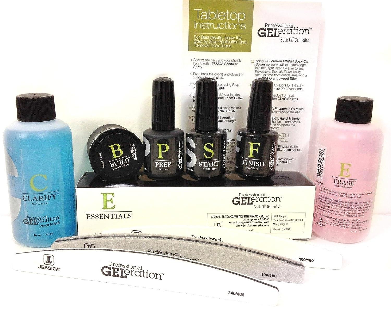 Jessica Cosmetics Geleration Essentials Kit: Amazon.co.uk: Beauty