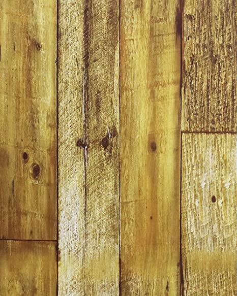 Reclaimed Wood Wallpaper Distressed Wood Wallpaper Rustic Wood Wallpaper Self Adhesive Wallpaper Removable Wallpaper Stick And