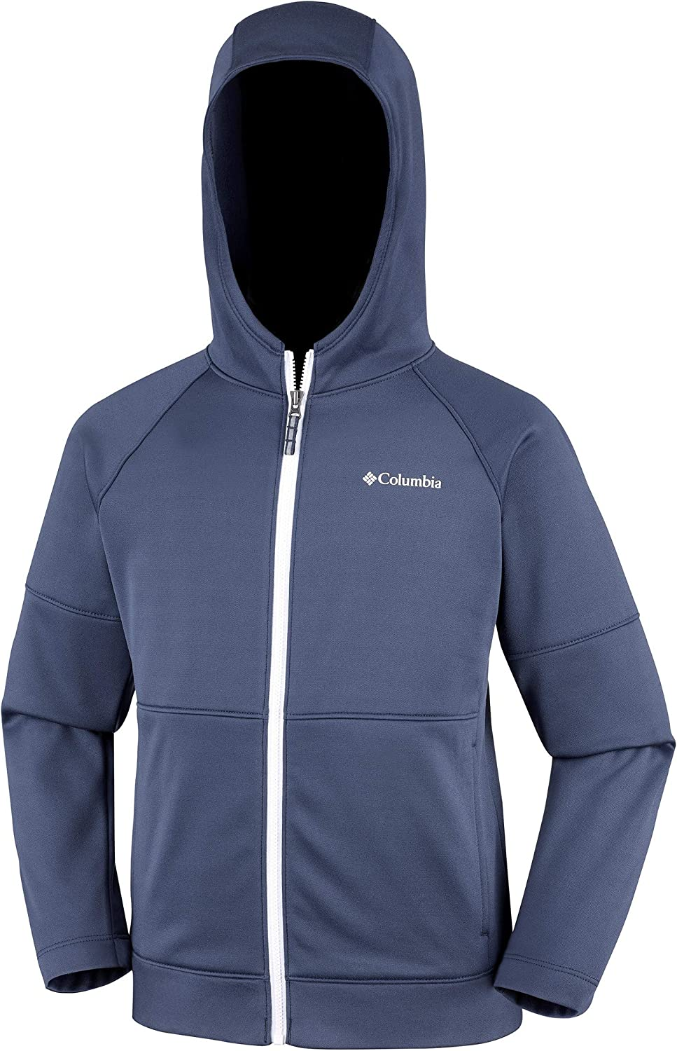 Columbia Youth Everyday Easy Full Zip Fleece Classic Fit Soft Fleece