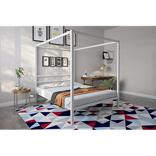 Canopy Beds Queen Amazon Com