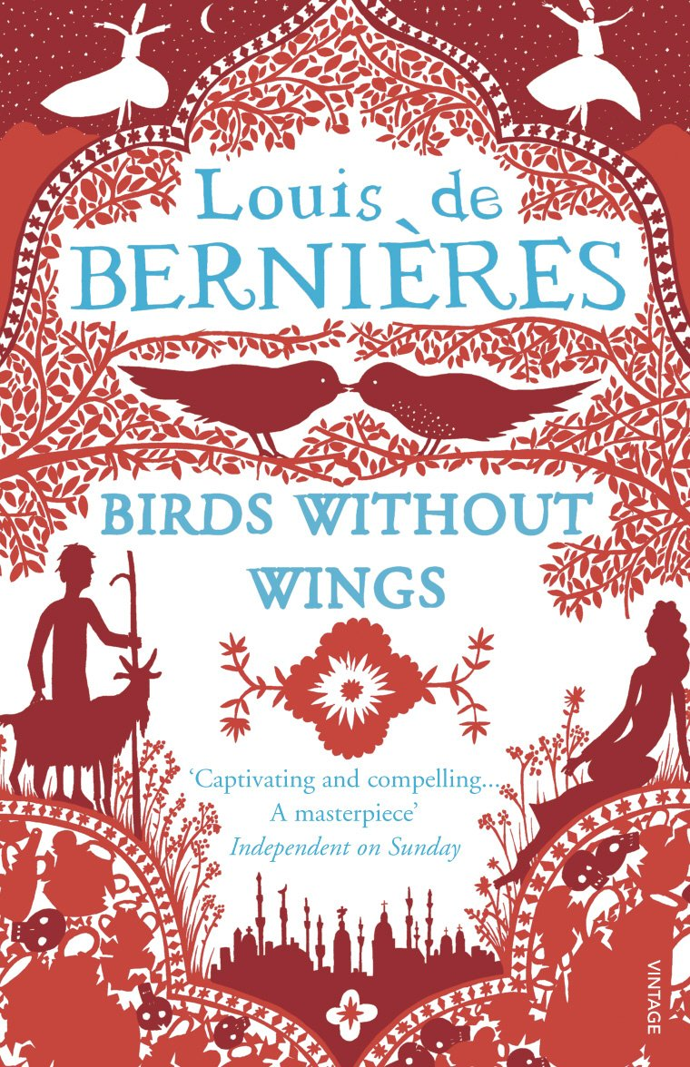 Image result for Birds Without Wings' (Louis de Bernieres