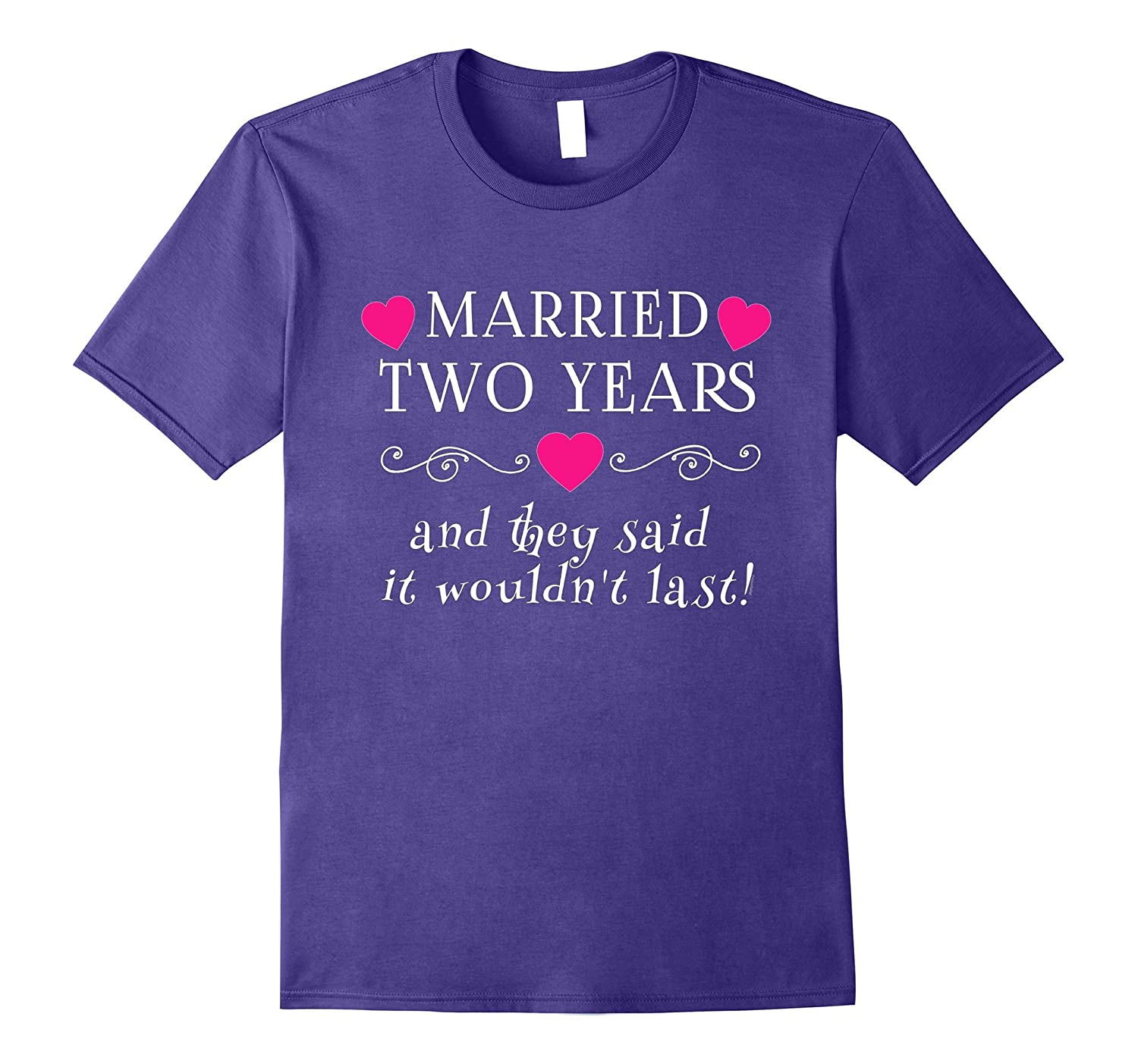 2 YEAR ANNIVERSARY T-shirt by Scarebaby-CL