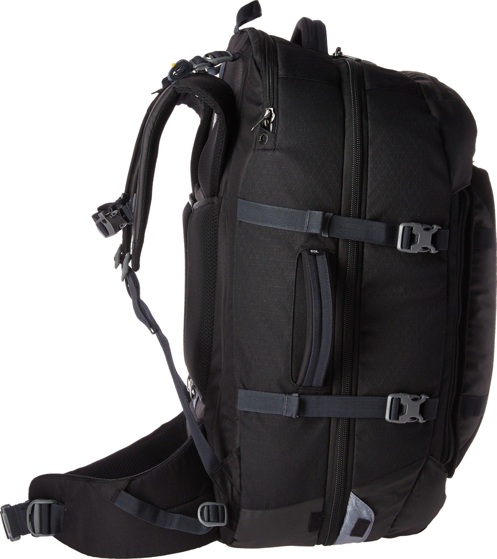 Eagle Creek Unisex Global Companion Travel Packs 65L Black One Size by Eagle Creek (Image #3)