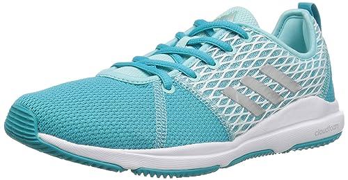 adidas Performance Women's Arianna Cloudfoam Cross-Trainer Shoe ...