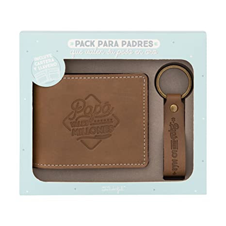 Mr Wonderful WOA03835ES Pack para padres que valen su peso ...