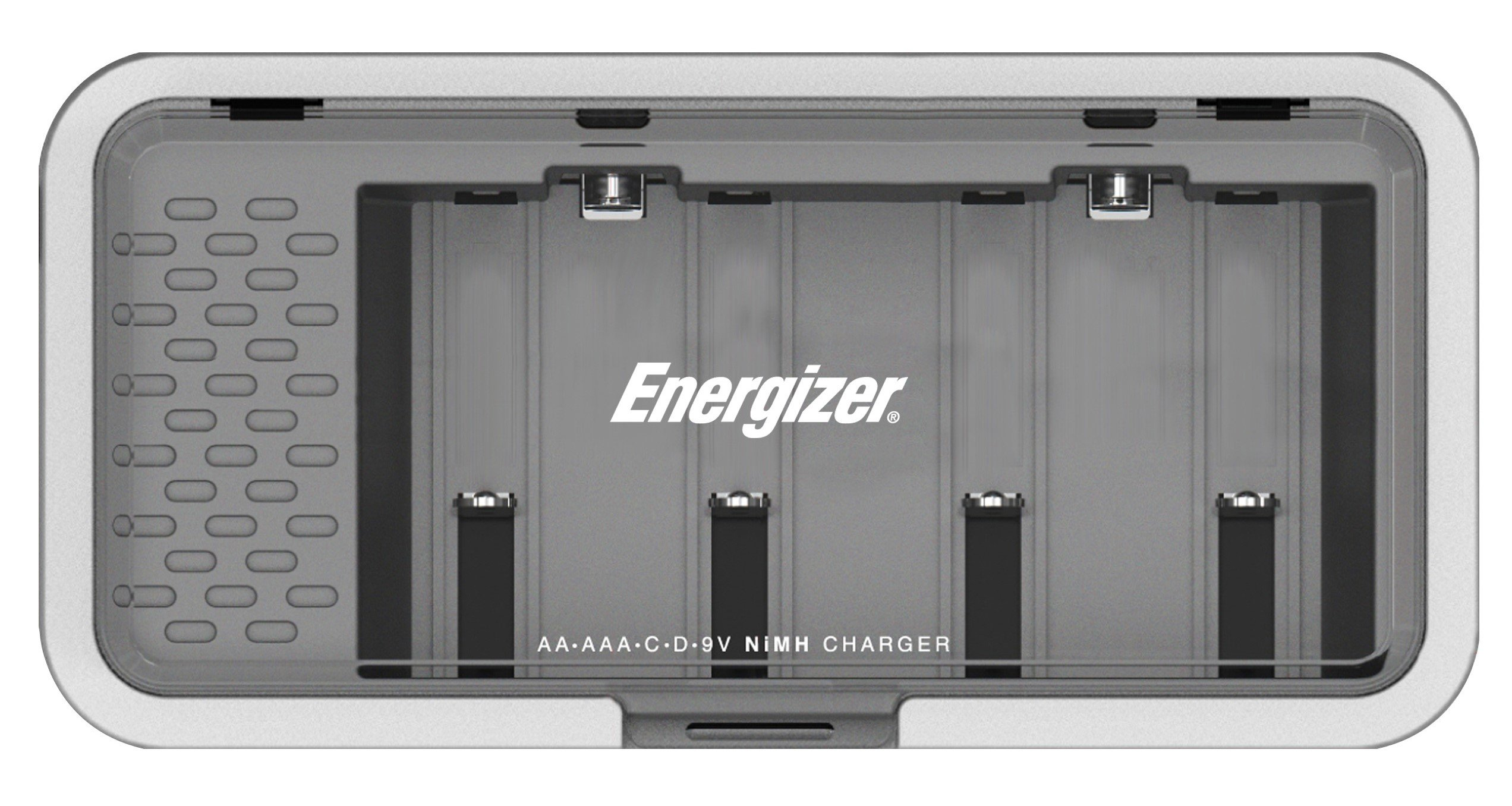Amazon Energizer Recharge Universal Charger charges 8 AA AAA 4 C D or 1 9V NiMH Batteries Health & Personal Care