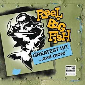 Reel big fish monkey man single