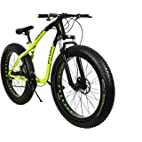 Fat Tyre (Fat Boy) Prime Adventure Sports MTB Cycle with 21 Derailleurs