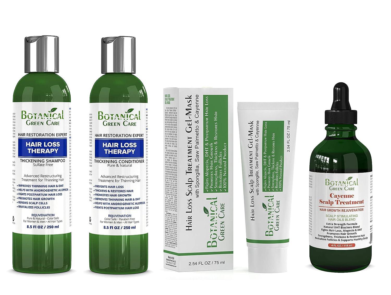 Amazon Com Hair Loss Treatment Value Set 4 Items Beauty