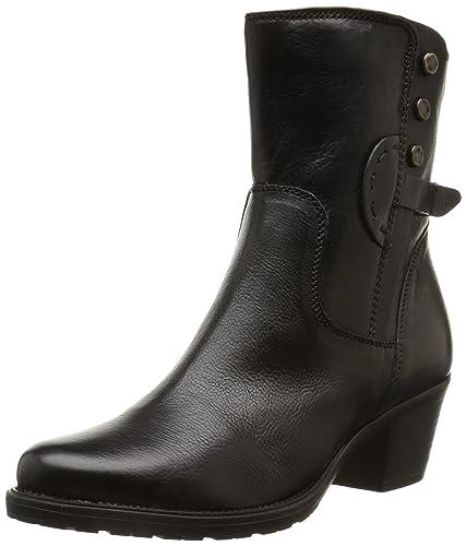 4a247998f34deb Clarks Maymie Skye, Boots femme - Noir (Black), 42 EU (8 UK): Amazon ...