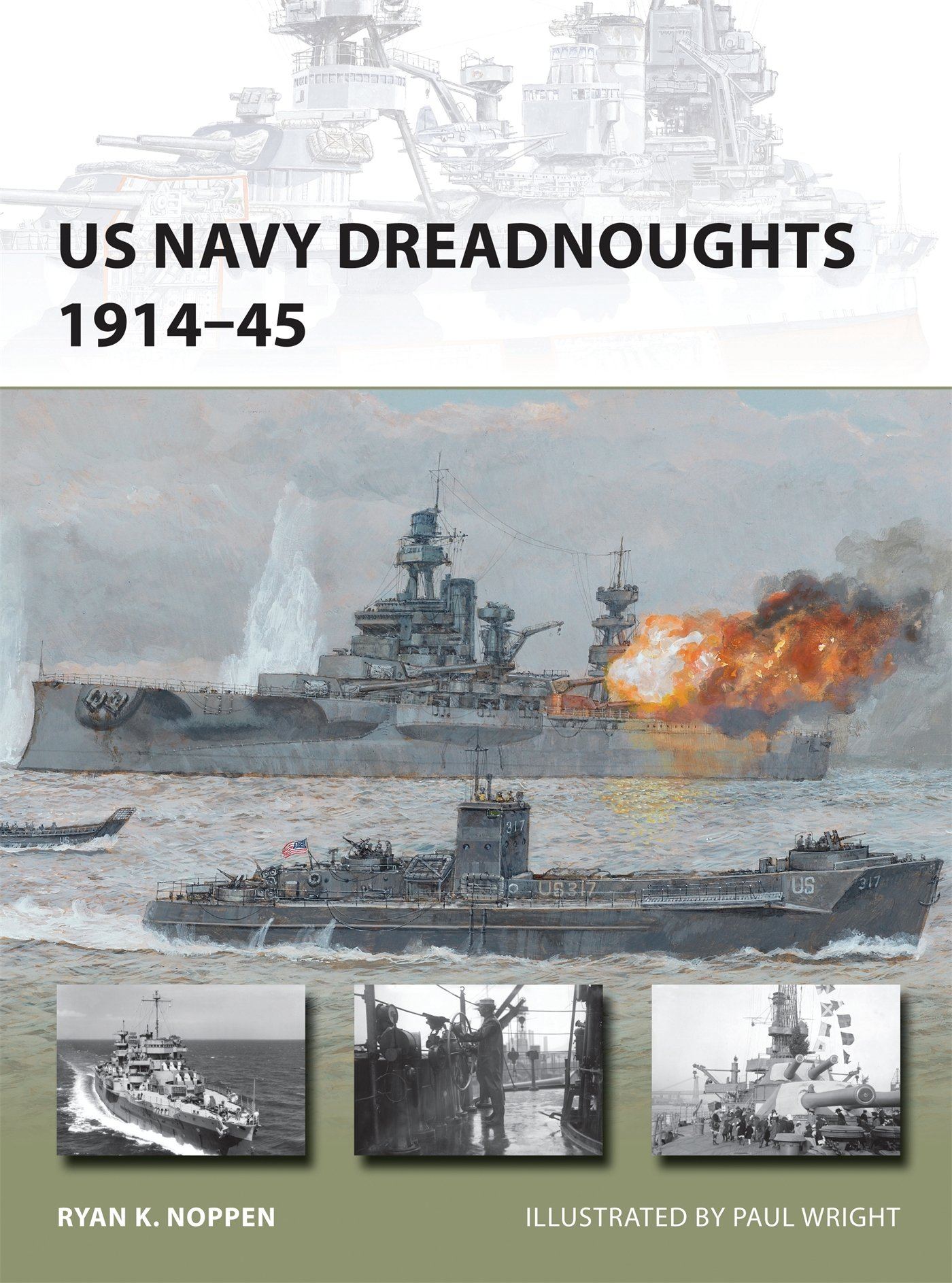 Navy Dreadnoughts 1914 45 New Vanguard