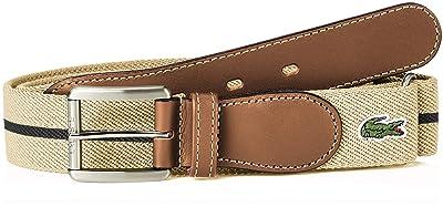 Lacoste Surcingle Belt PLM0964: Beige