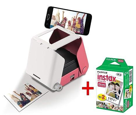 kiipix tm3363 Kit Impresora fotográfica para Smartphone con ...