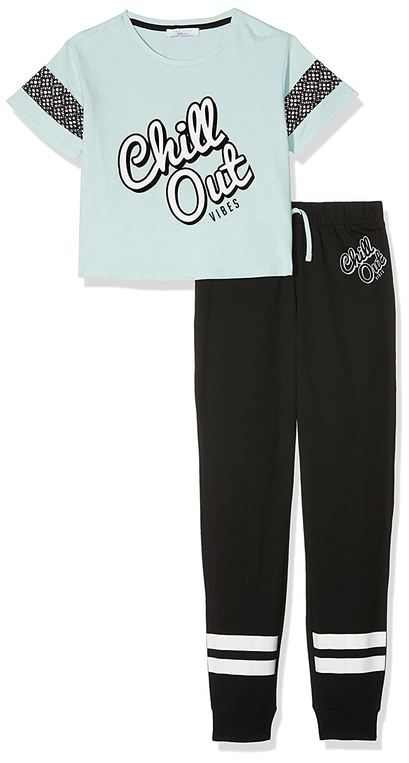 New Look Chill Out Vibes, Ensemble de Pyjama Fille