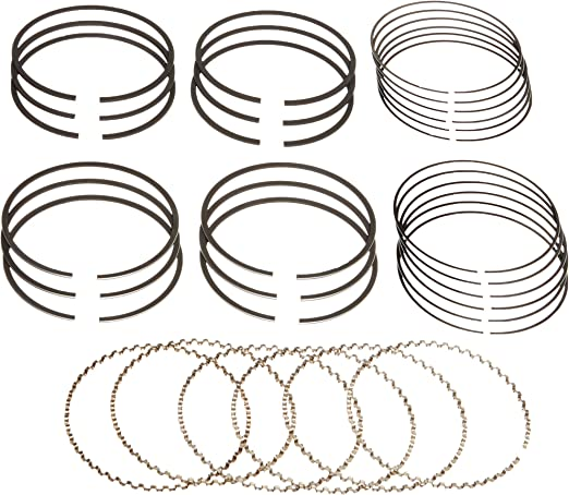 Hastings 4760020 6-Cylinder Piston Ring Set