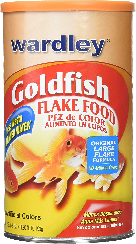 Goldfish Flake Food 6.8 Oz