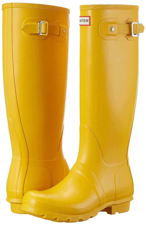 Hunter Women's Original Tall Rain Boot B01LXFVHRT 10 B(M) US|Yellow