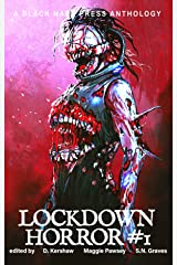 HORROR #1: Lockdown Horror Kindle Edition