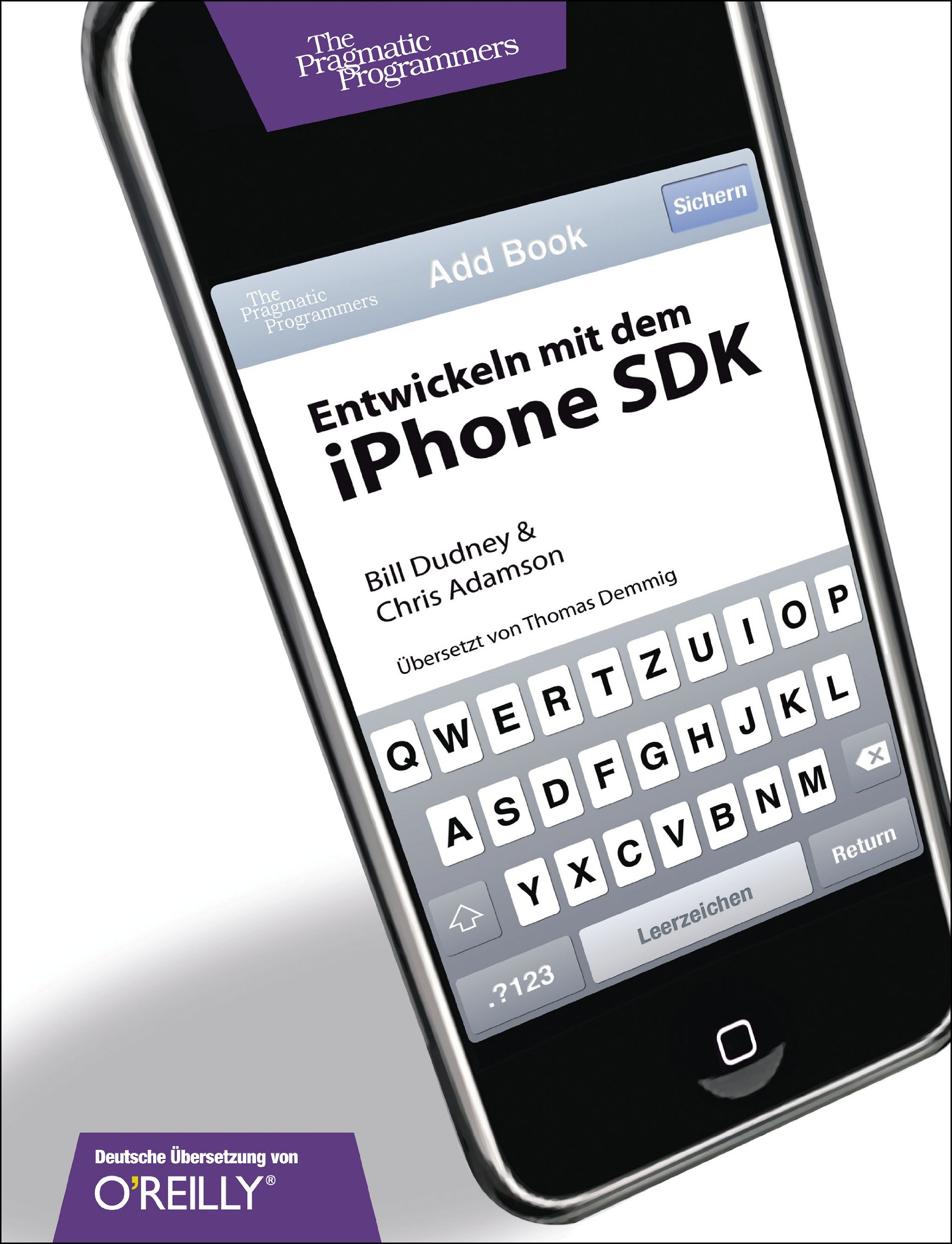 Entwickeln mit dem iPhone SDK (Englisch) Taschenbuch – 1. März 2010 Bill Dudney Chris Adamson 3897219514 Hardware