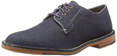 Cole Haan Men's Grover Oxford Denim Oxford 9 D - Medium